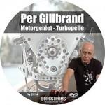 Per Gillbrand Motorgenius - Turbopelle