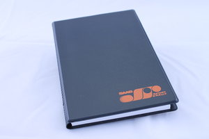 Sport & Rally notepad
