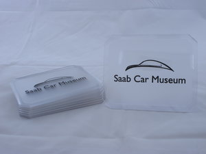 Saab Car Museum Ice scraper