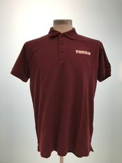 "Polo shirt ""Turbo"" size 3XL, man"