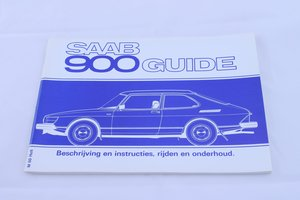 Saab 900 1980, Dutch edition